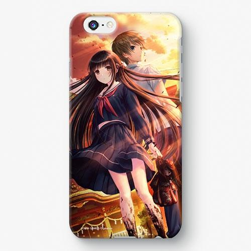【祝姫】 キービジュアル iPhoneケース