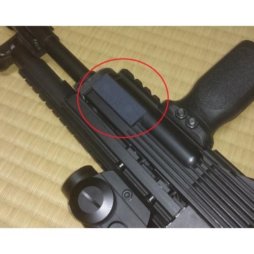 次世代AK102サイドレールオミットカバー