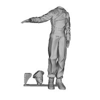 1/35ドイツ戦車兵(テスト)