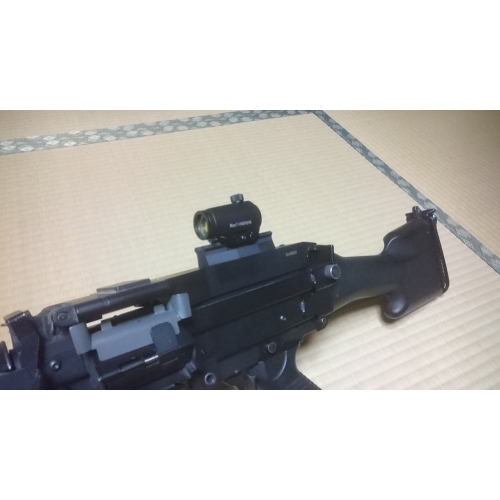 A&K M249用 光学機器マウント