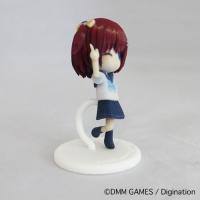 【祝姫】 フィギュア (SD春宮椿子)