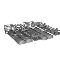 【2両】タキ10450 タイプ1 前期/後期セット V1.1