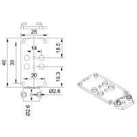 KJ MK1 ドクタータイプ用マウント