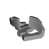ABUカーディナル3/33 マニュアルベールリターン化パーツ(2個セット)