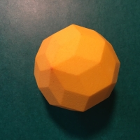 太った菱形56面体
