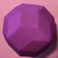 太った菱形42面体