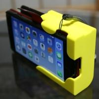 すまほおにぎり iPhon6/7plus(薄手素材)手帳型ケース用スタンド