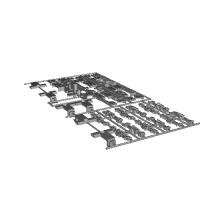 JR四国8600系床下機器3両分