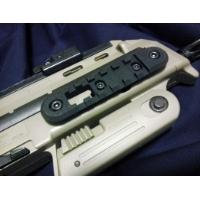 東京マルイ MP7A1用 Hosterタイプ サイドレール セット(M3ダミーボルト付き)