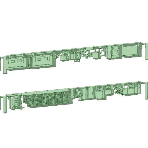 2600床下機器タイプ3【武蔵模型工房 Nゲージ 鉄道模型】.stl