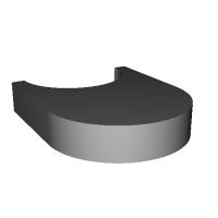 FULLTILT CLASSIC用オーバーカントパーツ