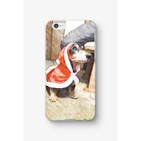 サンタわんたん-スケッチ調 iphone6s