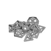 デルタ多面体8種セット