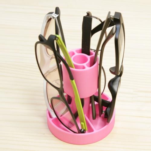 メガネ4本+ボールペン立て(底面の直径=84mm)