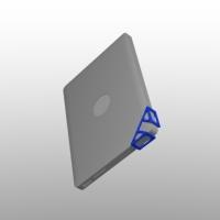 汎用型ノートパソコンスタンド