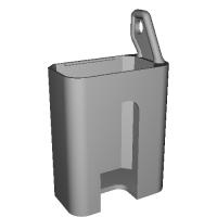 SONY Eマウントバッテリー用ケース(NP-FW50用)