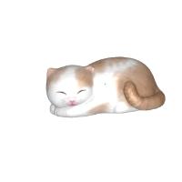眠りにゃんこ
