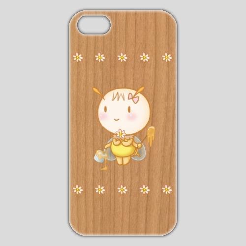 「はちみつ」iphone 5/5S用カバー