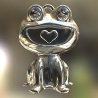 HappyFrog 【color】Silver (真鍮>ロジウムメッキ)