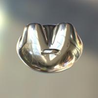 HappyFrog 【color】 Elegant Silver (シルバー>いぶし仕上げ)