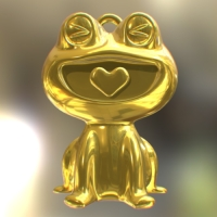 HappyFrog 【color】Premium Gold (ゴールド)