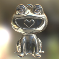 HappyFrog 【color】Platinum (プラチナ)
