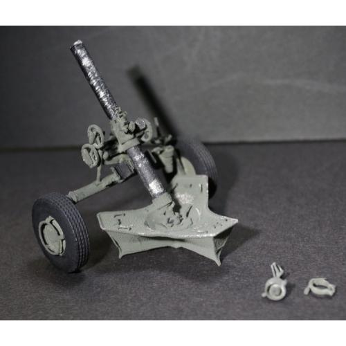陸上自衛隊120mmRT重迫撃砲_約1/35