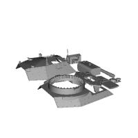 1/35クルセーダーMk.3 砲塔(イタレリキット用)