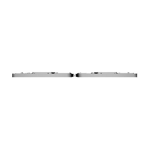 【PRH3D-0001】キハ261系1000番台 簡易本線運転台設置用フリーランス妻面板