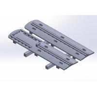 Nゲージ・福岡市内線1000形・北九州線(前期形)連接車用 屋根板
