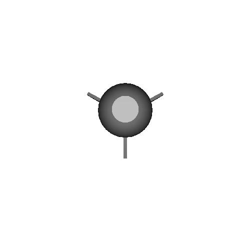 Micro Model Rocket A