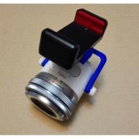 S-grip2_parts3+4 Air A01用スマートフォン三脚アダプタを取り付けアクセサリ