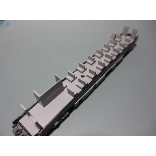 Nゲージ鉄道模型■3D-003 山陰銀色単行用室内.stl