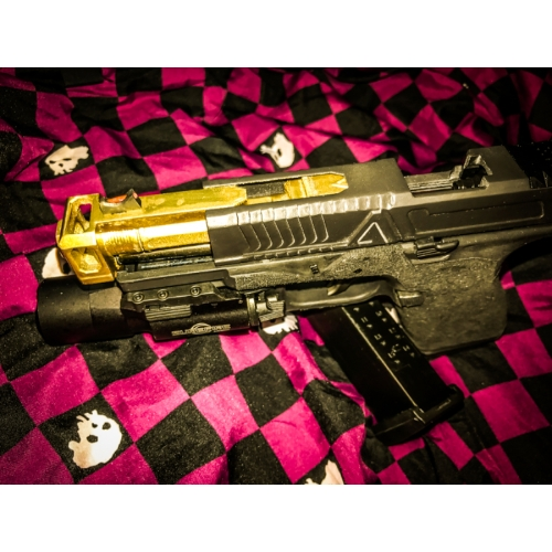 Agency Arms NOC タイプ アウターバレル for WE G19