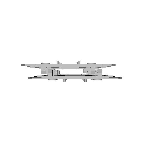Bトレイン Nゲージビス止台車対応床板(10両分)