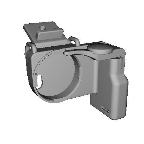 OLYMPUS AIR用 簡易撮影アダプター (スポーツグリップStyle_L)V2