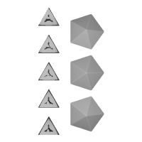 Icosamateパーツ (1/4)