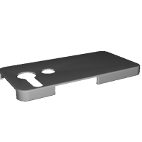 [フリー素材] Nexus5X 専用スマートフォンケース