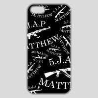 5.j.a.p iphone5/5s ケース黒