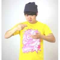 I Love ラーメンTシャツ