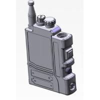PRC-343 PRR 英軍・海兵隊使用の無線機 特小用PTT内蔵可