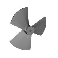 プロペラ(直径55mm)