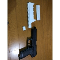 東京マルイMK23SOCOM用オリジナルサプレッサー
