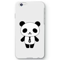 パンダ部長iPhone6sケース ホワイト