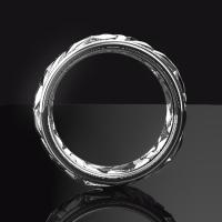Heart of Eternity ring