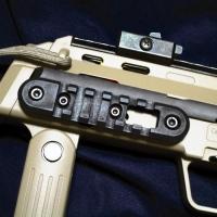 東京マルイ MP7A1用 Hosterタイプ サイドレール セット