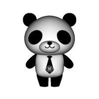 パンダ部長フィギュア
