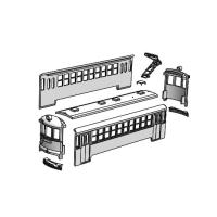 (Nゲージ)名古屋鉄道(名鉄) モ570●前期形タイプ 組立てキット