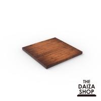 木材パネル調台座8cm