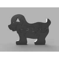 全長20cm、犬型パズル「教育・保育現場向け」